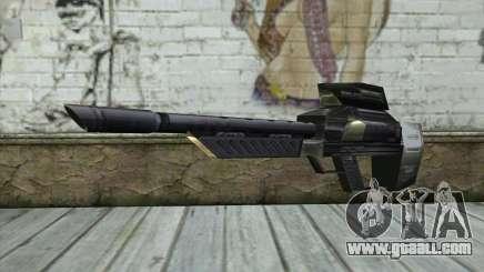 P-Laser Sniper Rifle for GTA San Andreas