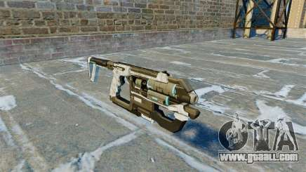 Submachine gun K-Volt v 2.0 for GTA 4