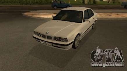 BMW 525 Smotra for GTA San Andreas