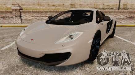 McLaren MP4-12C 2012 [EPM] for GTA 4