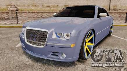Chrysler 300C SRT8 for GTA 4