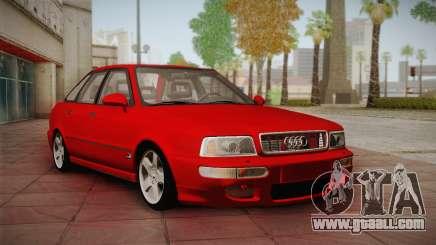 Audi 80 B4 RS2 for GTA San Andreas