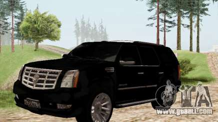 Cadillac Escalade 2010 for GTA San Andreas
