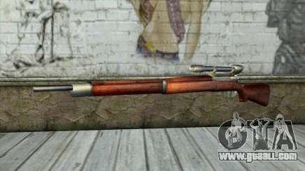 Springfield Sniper for GTA San Andreas
