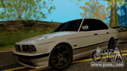 BMW 525 Re-Styling for GTA San Andreas