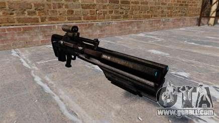 Coilgun GK8 for GTA 4