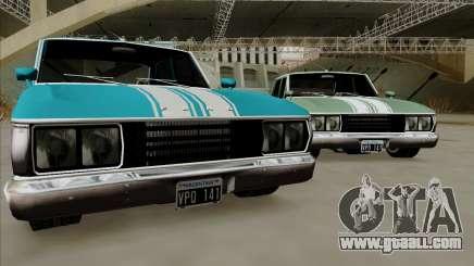 Ford Falcon Sprint 1972 for GTA San Andreas