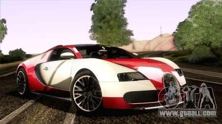 Bugatti Veyron 16.4 for GTA San Andreas