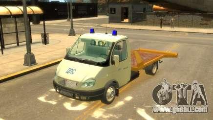 Gazelle Evacuator DPS for GTA 4