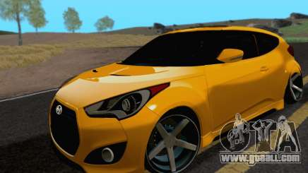Hyundai Veloster for GTA San Andreas