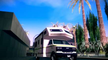 GTA V Camper for GTA San Andreas