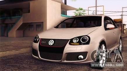 Volkswagen Bora GLI for GTA San Andreas
