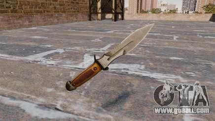 Knife of Crysis 2 for GTA 4