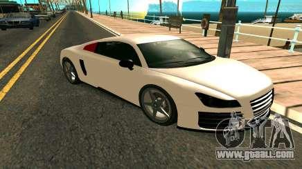 GTA V Obey 9F Version 2 FIXED for GTA San Andreas