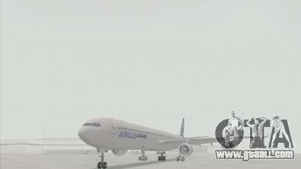 Airbus A340-600 for GTA San Andreas