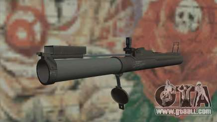 M72 LAW for GTA San Andreas