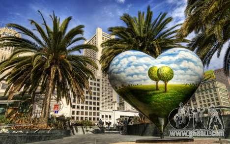 Loading screens, San Francisco for GTA 4 eighth screenshot