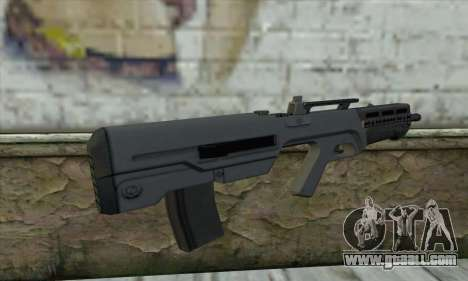 GTA V Advanced Rifle for GTA San Andreas second screenshot