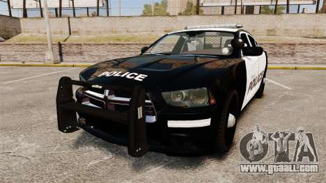 Dodge Charger 2013 LCPD [ELS] for GTA 4