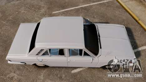 IKCO Paykan 1970 for GTA 4 right view