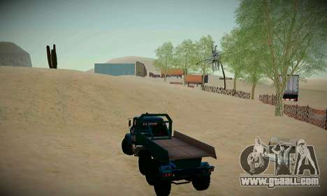Track for off-road for GTA San Andreas fifth screenshot