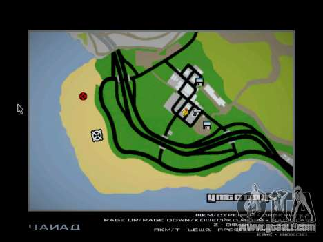 Track for off-road for GTA San Andreas eleventh screenshot