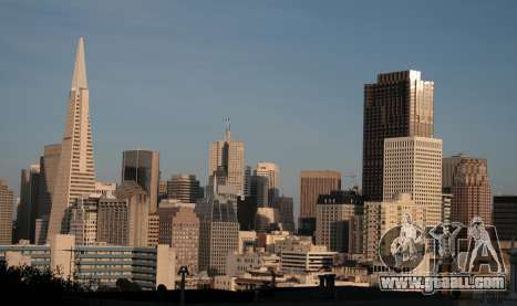 Loading screens, San Francisco for GTA 4 forth screenshot