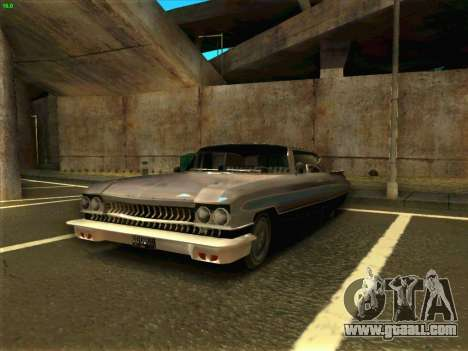 Cadillac Stella 1959 for GTA San Andreas