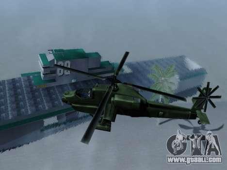 Wreck for GTA San Andreas third screenshot