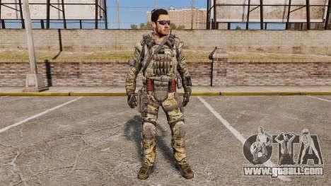 David Mason v2 for GTA 4
