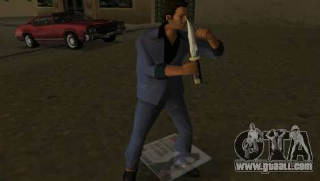 Weapons of Manhunt pack 2 for GTA Vice City sixth screenshot