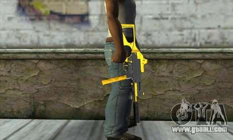Machine for GTA San Andreas third screenshot