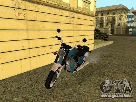 IZH Jupiter 4 for GTA San Andreas