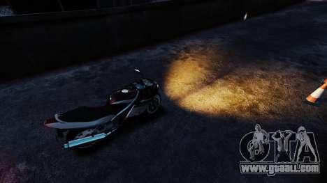 Orange light for GTA 4 second screenshot