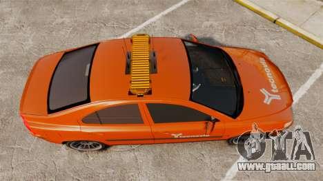 Volvo S60 tecnovia [ELS] for GTA 4 right view