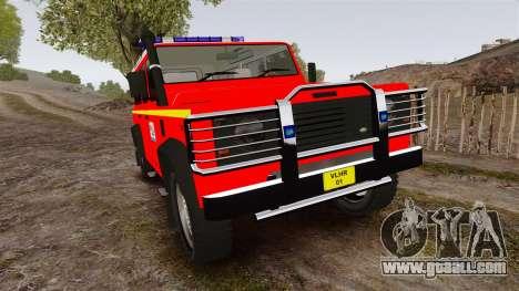 Land Rover Defender VLHR SDIS 42 [ELS] for GTA 4