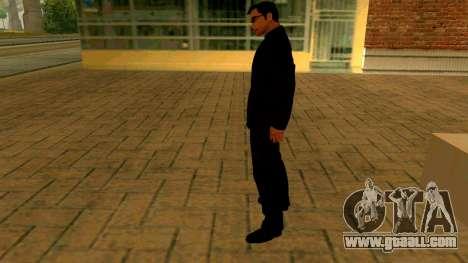 The new texture Wuzimu for GTA San Andreas second screenshot