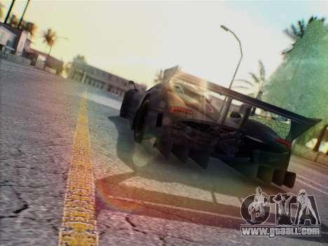 Pagani Zonda R 2009 for GTA San Andreas right view