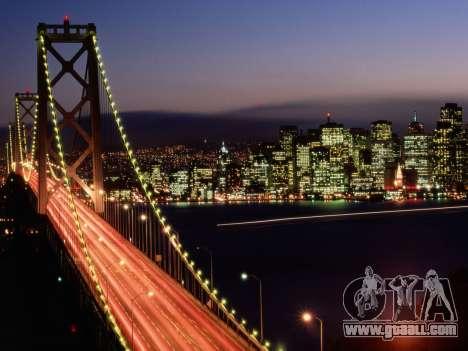 Loading screens, San Francisco for GTA 4 third screenshot