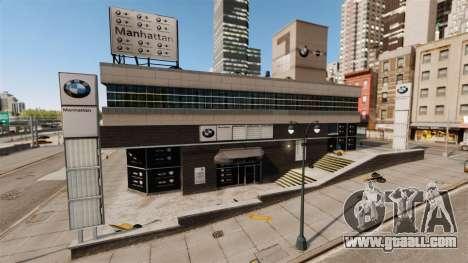 BMW dealer for GTA 4