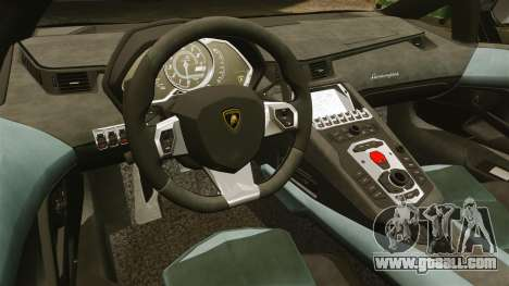 Lamborghini Aventador LP700-4 2012 [EPM] GoPro for GTA 4 inner view