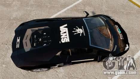 Lamborghini Aventador LP700-4 2012 [EPM] GoPro for GTA 4 right view