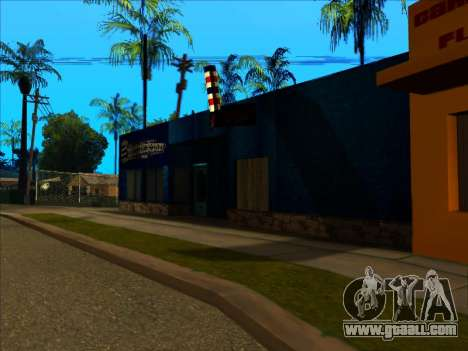 The new texture store Binco in LS for GTA San Andreas second screenshot