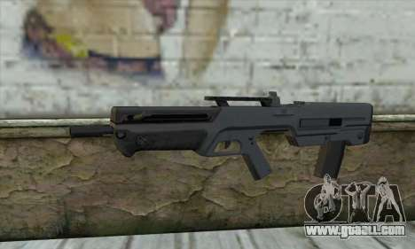 GTA V Advanced Rifle for GTA San Andreas