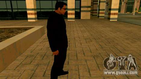 The new texture Wuzimu for GTA San Andreas forth screenshot