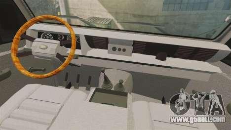 Land Rover Defender AFA [ELS] for GTA 4 back view
