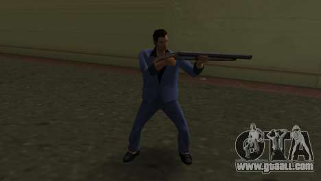 Weapons of Manhunt pack 2 for GTA Vice City second screenshot