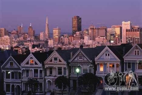 Loading screens, San Francisco for GTA 4 ninth screenshot