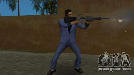 Retexture weapons for GTA Vice City