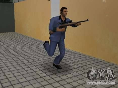 Weapons of Manhunt for GTA Vice City fifth screenshot
